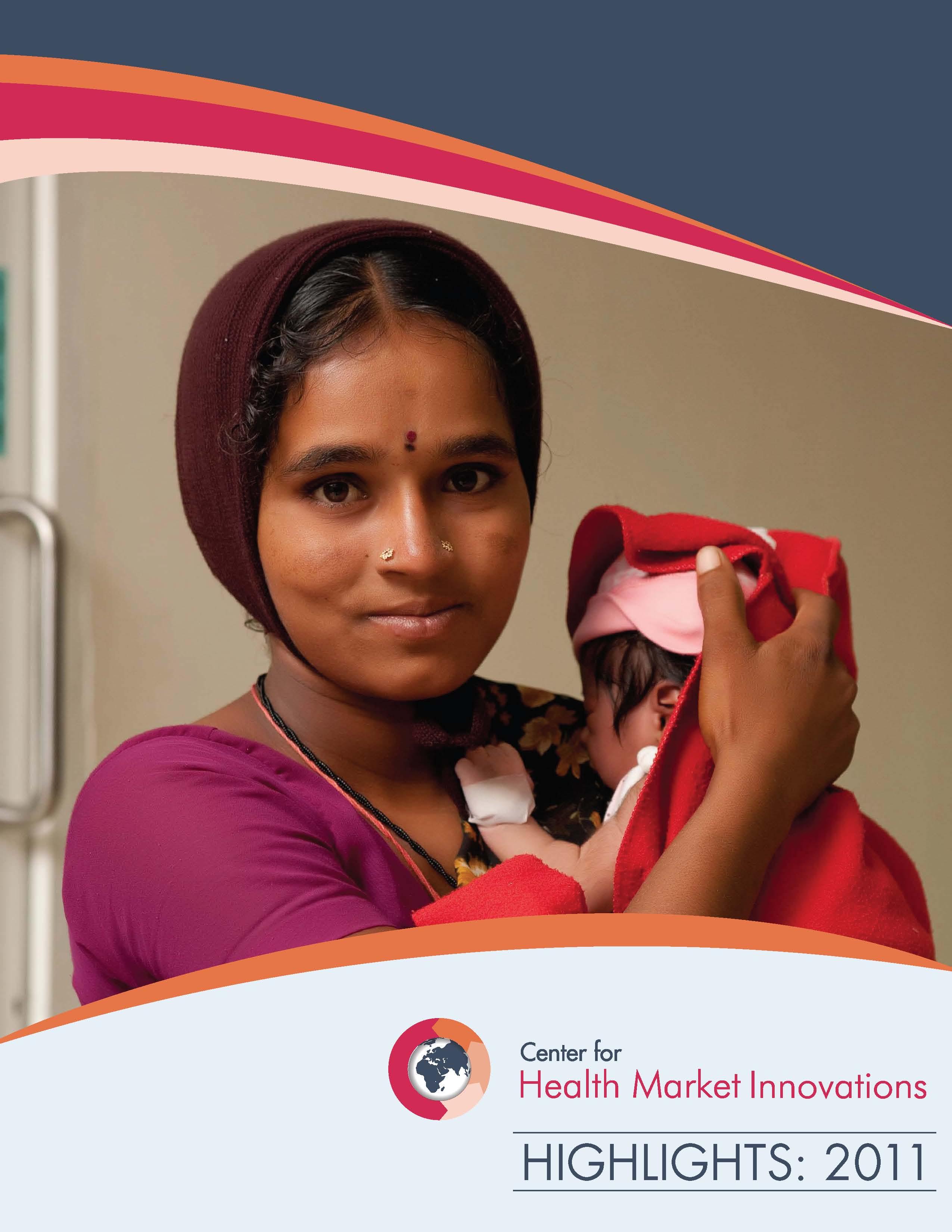Báo cáo sáng kiến y tế định hướng thị trường trên thế giới năm 2011